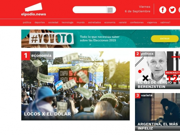 elpodio.news